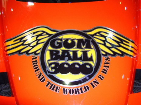 Gumball 3000 - score composed by Scott Shields / Chad Hobson. Northdog Music Publishing