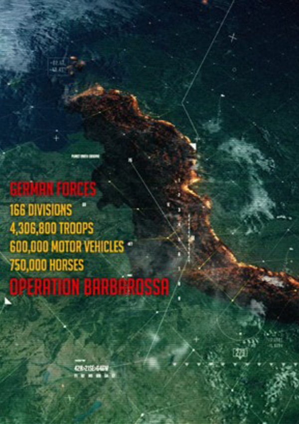 World War II From Space - score by Jessica Dannheisser, Northdog Music Publishing