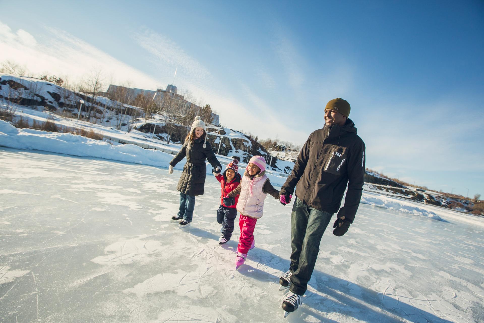 Top 5 Activities For Big Fun This Winter