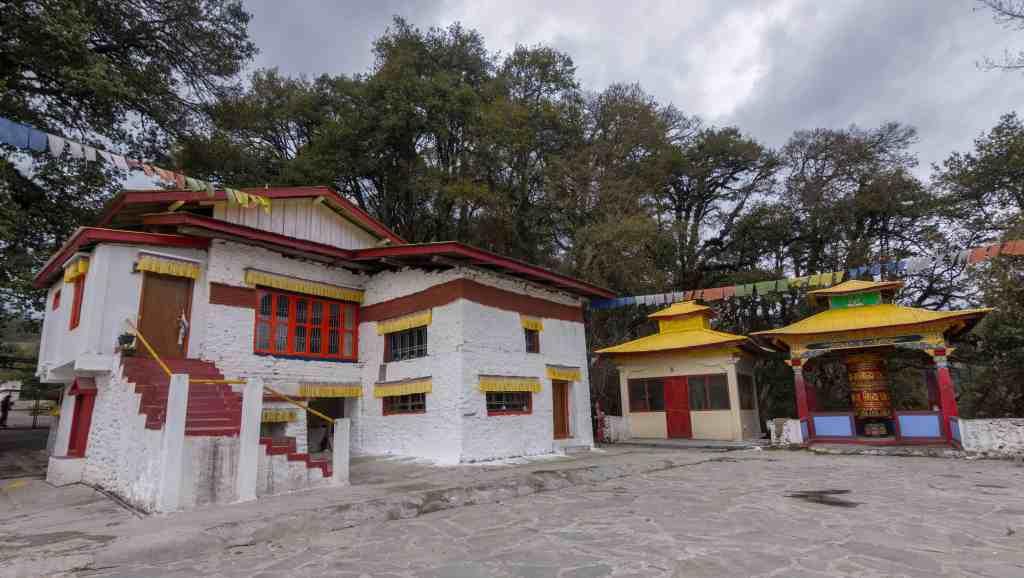 Urgelling Monastery Tawang