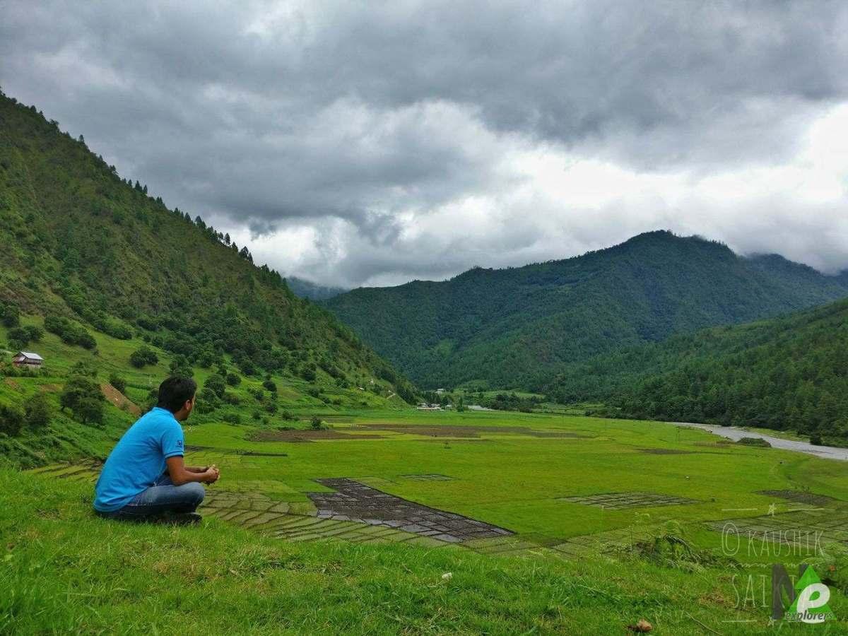 Gorgeous Sangti Valley