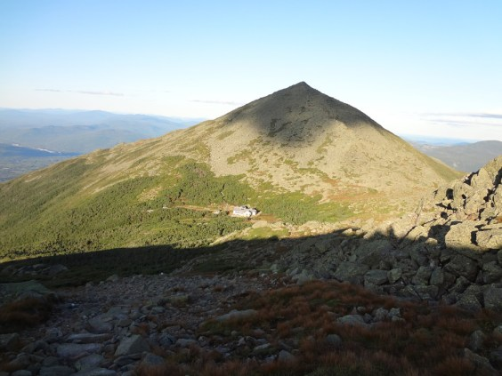 Mt. Madison on the NH Appalachian Trail