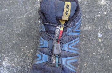 Salomon SpeedCross 3 Quicklace System