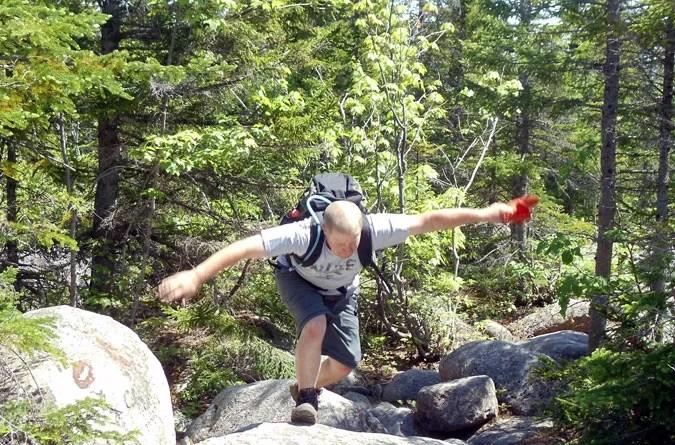 Helon Taylor Trail Boulders