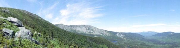 Katahdin Helon Taylor Panoramic View