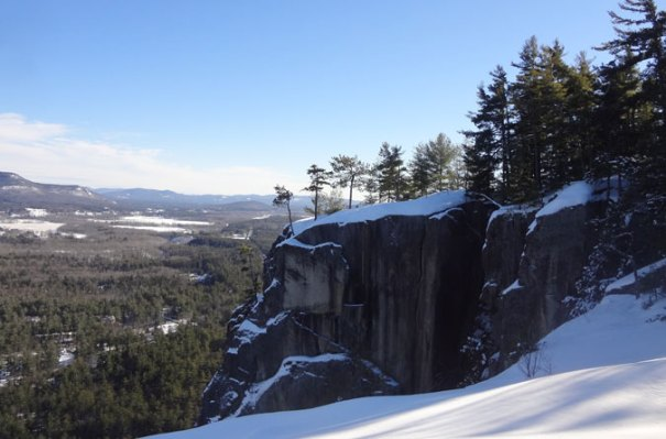 Cathedral Ledge Summit