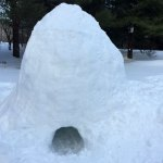 The Completed Igloo