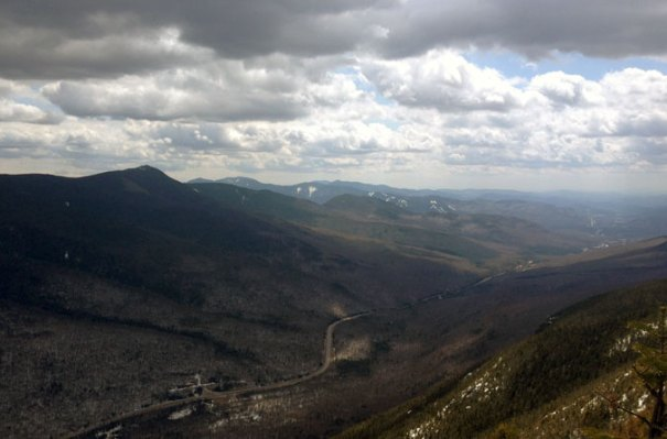 Cannon View Franconia Notch