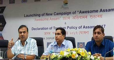 "Himanta unveiled new ""Tourism Policy of Assam-2017"""