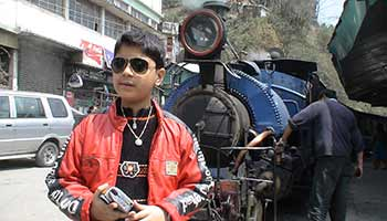 Darjeeling Himalayan Railway partially resume Toy Train Service