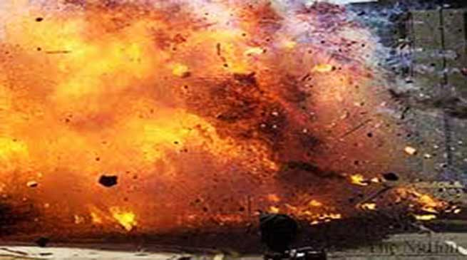 Mizoram: Blast in Lawngtlai district, 1 injured