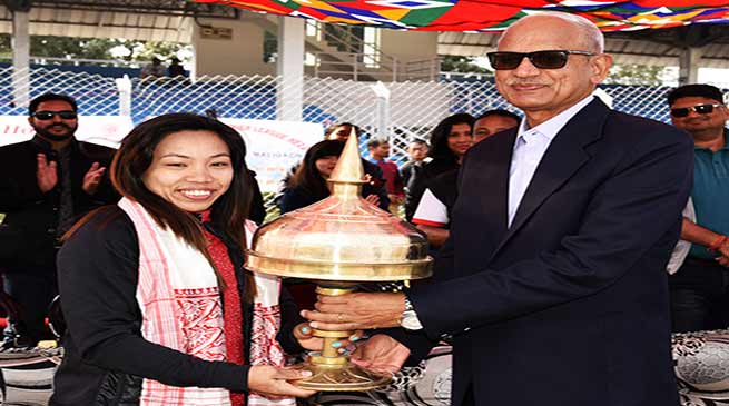 Assam: Padma Shri Award for NFRailway employee Saikhom Mirabai  Chanu