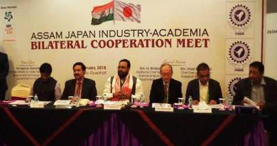 FINER organises Assam Japan Industry-Academia Bilateral Cooperation Meet