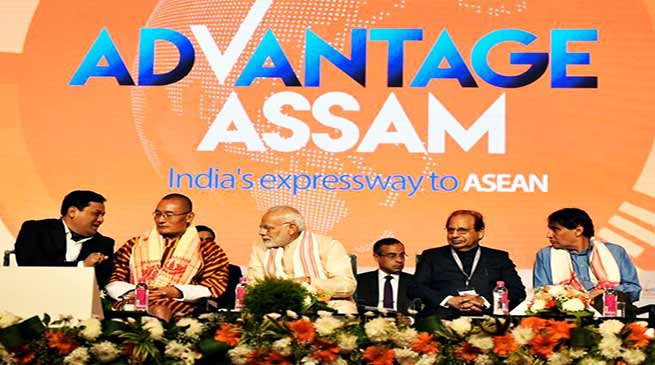 Advantage Assam: 176 MoUs worth Rs 65,186 crores to be signed