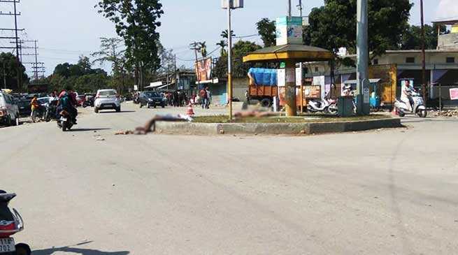 Arunachal: Rape, Muder accused beaten to death in Tezu