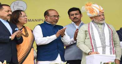 Manipur: PM Modi launches Rs 750 Cr development projects