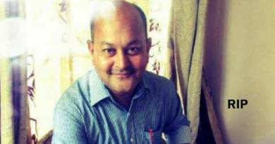 Assam: Sr Journalist Simanta Bahgwati Passes away