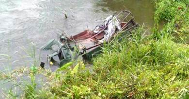 Arunachal: Army vehicle falls in river, 2 die, 1 missing, 4 injured