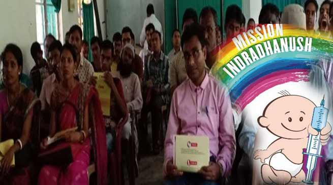 Assam: Hailakandi moves closer to meeting target under Intensified Mission Indradhanush