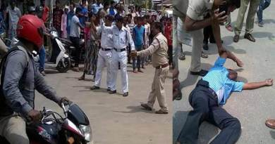 Assam: Accident stage-managed to create awareness on road safety