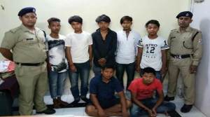 Assam:  RPF rescues 5 minor boys from traffickers, Dibrugarh police rescues 3 Child labourers
