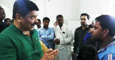 Tripura Health Minister make surprise visit to hospital, finds flaws