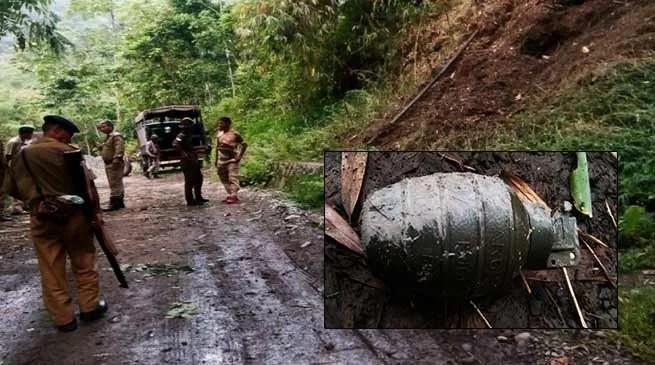 Nagaland: 2 Assam rifle jawan killed, 4 injured in ambush with NSCN-K