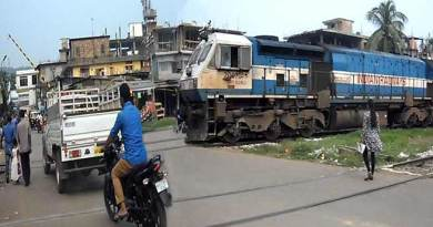Assam: NF Railway launches 30 days drive for safety at level crossings