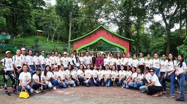 Assam: Mega Miss North East, Mega Mister North East contestants pledge to conserve Biodiversity