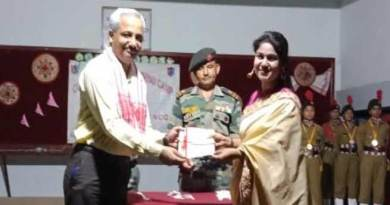 Assam: Combine Annual Training Camp of NCC concludes