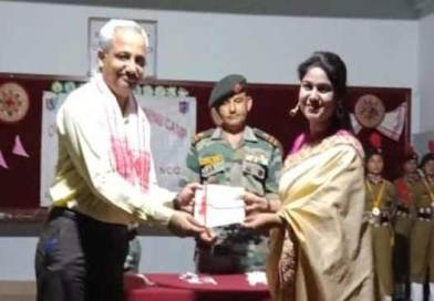 Assam:Combine Annual Training Camp of NCC concludes