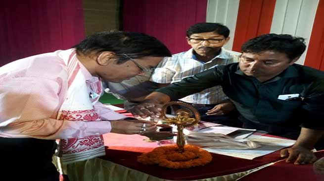 Assam: IRADO holds awareness camp for SC, ST communities in Hailakandi