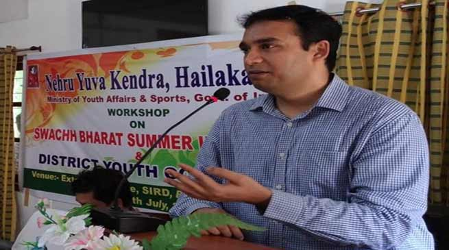 Assam: Youth are the agents of change- DC Adil Khan