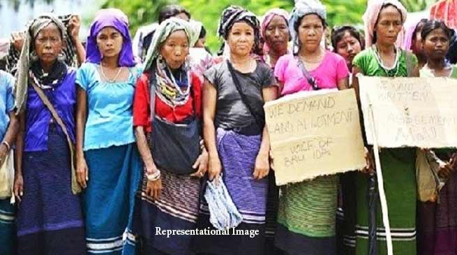 Mizoram: Govt warns Bru refugees, return to home or no free ration