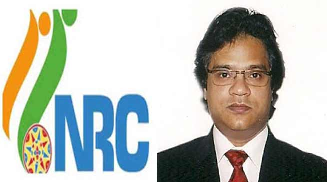 Assam NRC: Political Parties sought Prateek Hajela Removal