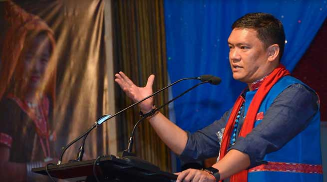 Arunachal: Adi Community is one of the most progressive tribes of the state- Khandu