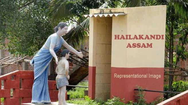Assam:  Hailakandi gets open defecation free tag