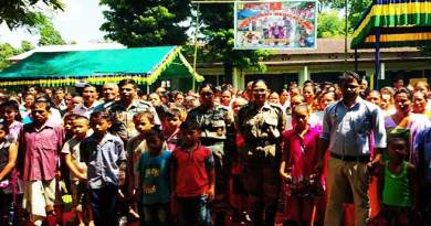Assam:  Army's Red Horns Division organises Medical Camp in Baksa