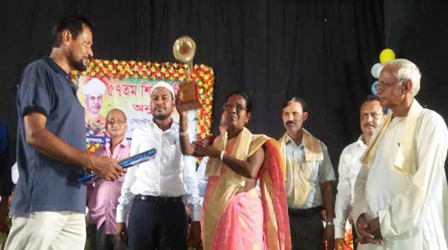 Assam: Teachers' Day observed in befitting manner in Hailakandi