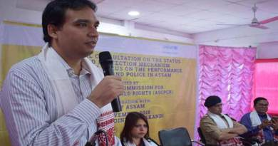 Assam: 3rd Zonal Level Consultation on Status of Child Protection Mechanism held in Hailakandi