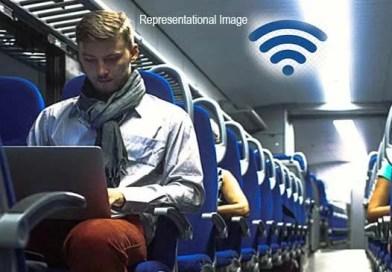 Assam: NFR introduced free Wi-Fi in Agartala – Anand Vihar Rajdhani Express