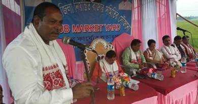 Assam: Foundation stone laid for Market Sub-Yard in Hailakandi district