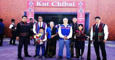 Assam: Kukis celebrates 18th Chavang Kut Festival