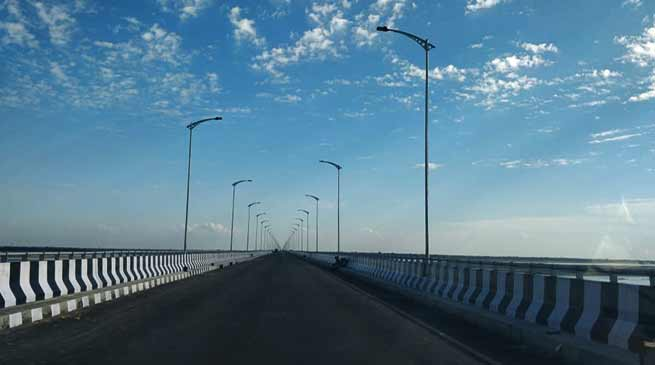 Assam: PM Modi to flag off 1st train on Bogibeel bridge on December 25
