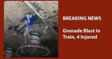 Assam: Grenade blast in Guwahati-Dekargaon Intercity Express, 4 injured -LIVE UPDATE