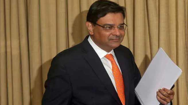 BREAKING NEWS- RBI governor Urjit Patel resigns