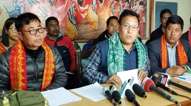 ABSU condemn statement of BTC Chief Hagrama Mohilary