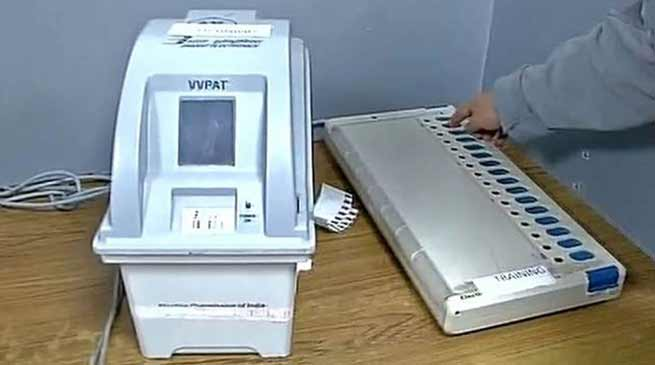 Assam:  Creating awareness on EVMs, VVPATs among voters in Hailakandi