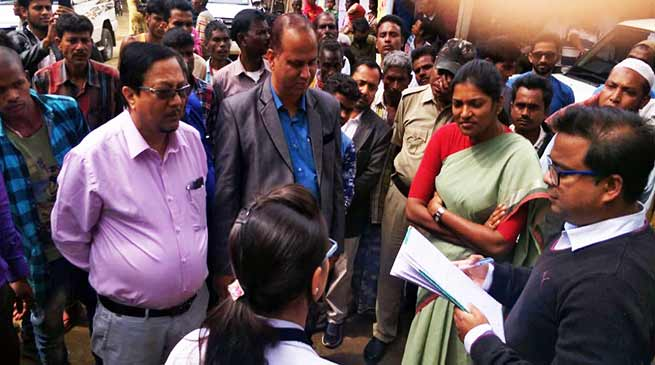 Assam: Mega Health Mela held in remote Bondukmara