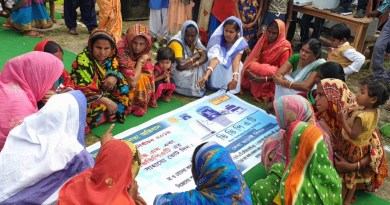 Assam: Creating awareness among women voters on International Women's Day in Hailakandi